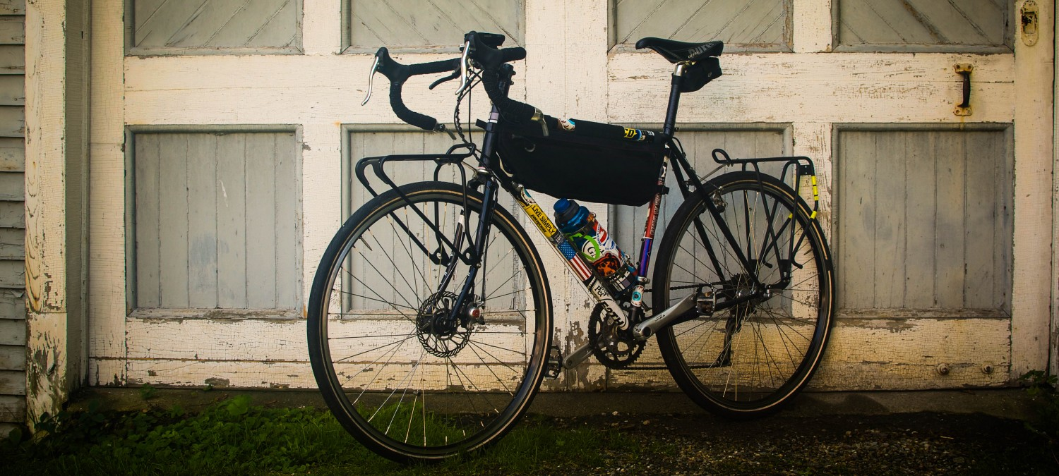 Ultralight Bicycle Touring Page 3 Max The Cyclist