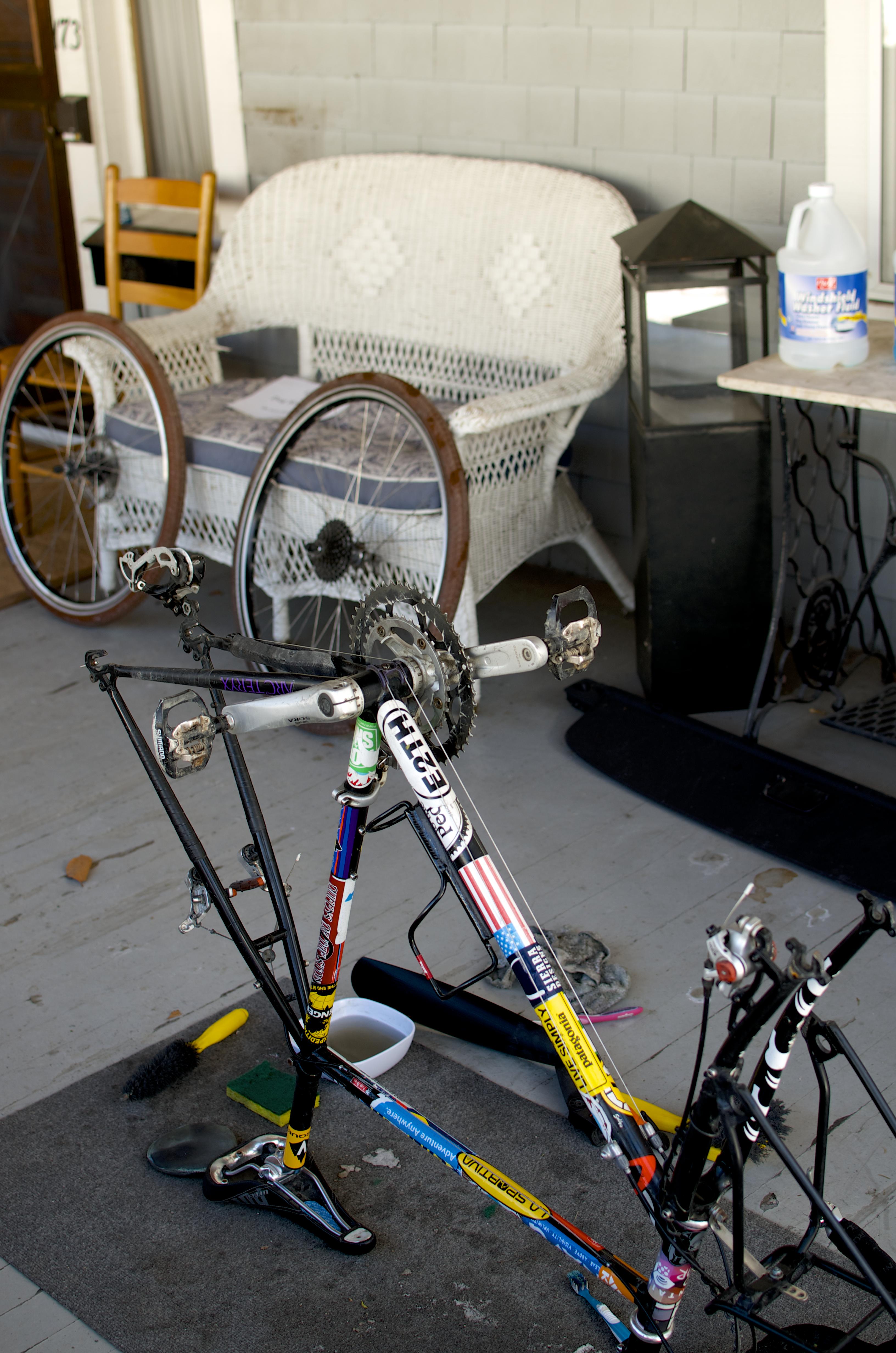 Clean Bike, Clean Mind – Max, The Cyclist