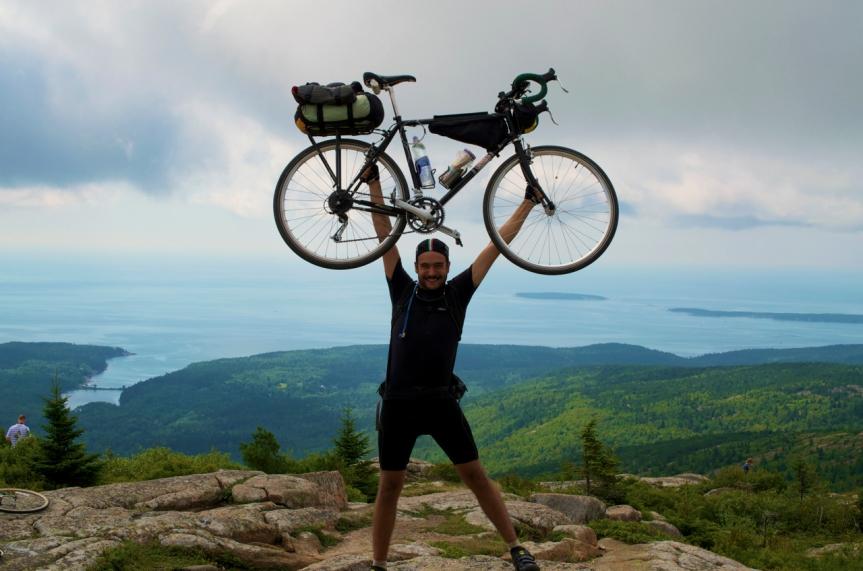 Bike Tour 2012