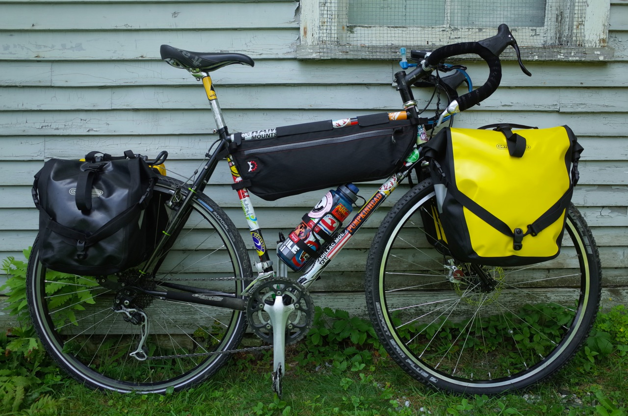 Bicycle Touring Bags Reviews