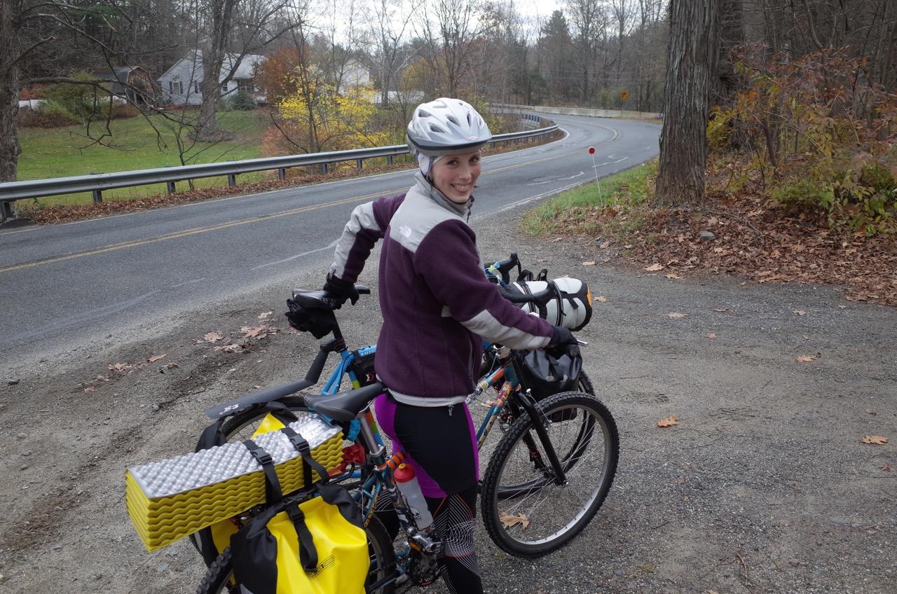 Bike Camping In Deerfield Ma Max The Cyclist