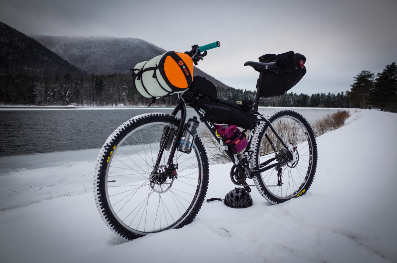 Rigid Mountain Bike For Touring