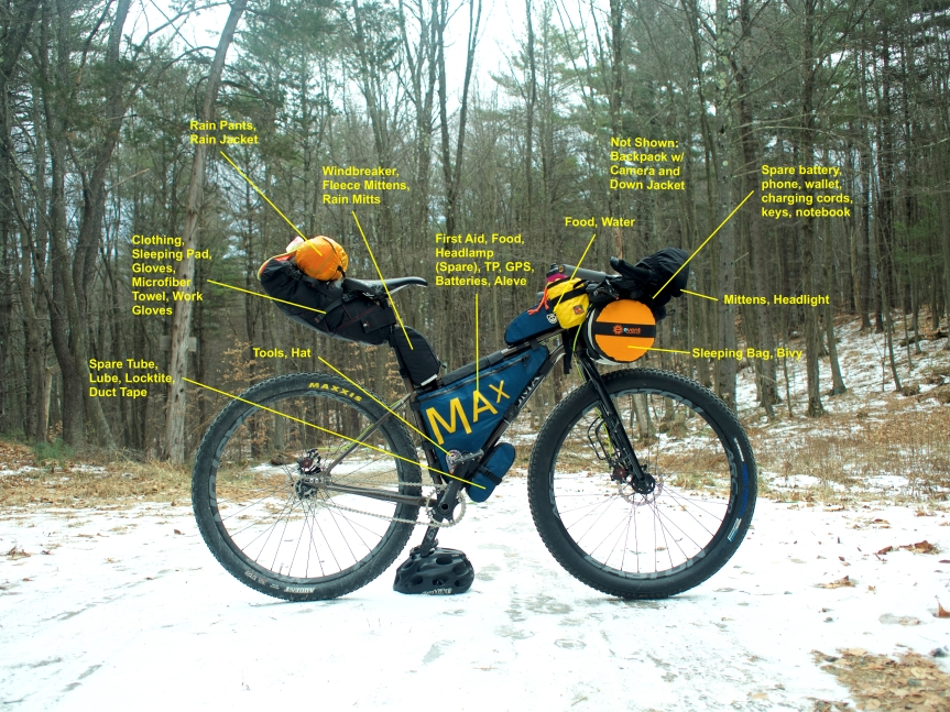 Max Bike Map