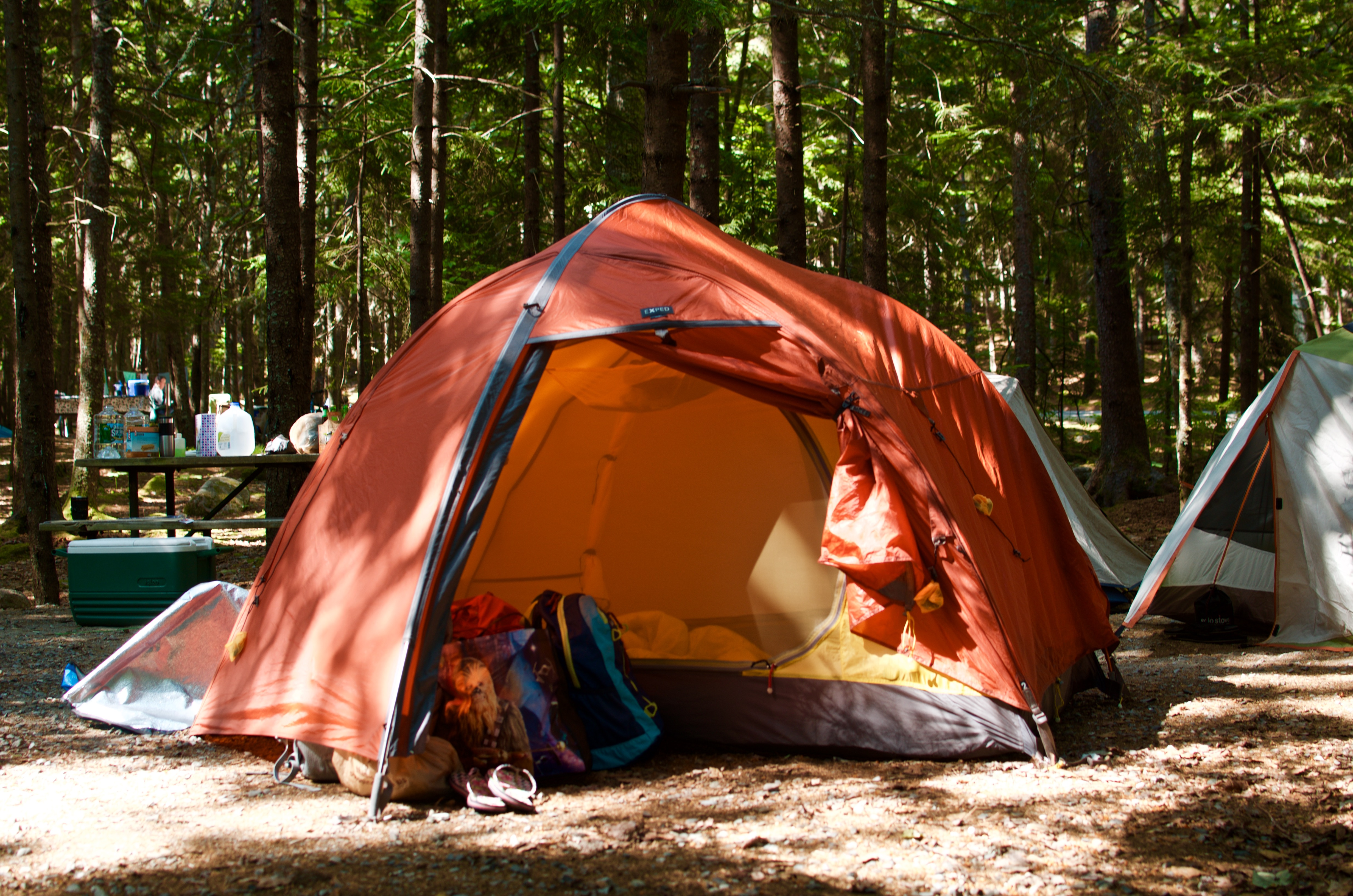 MAX_0830 & 6-Month Review: The Exped Orion II 4-Season Tent u2013 Max The Cyclist